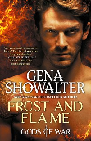 Cover image - Frost and Flame