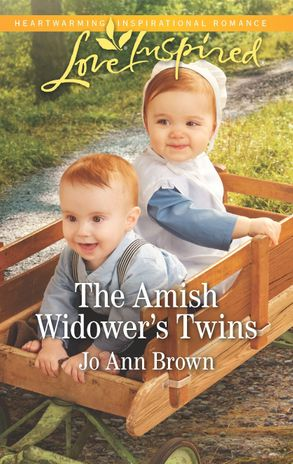 Cover image - The Amish Widower's Twins