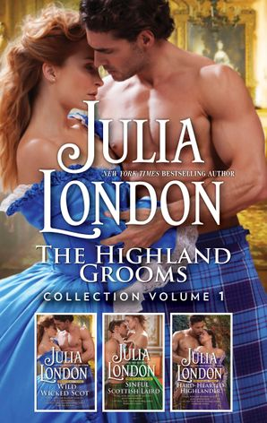 Wild Wicked Scot/Sinful Scottish Laird/Hard-Hearted Highlande