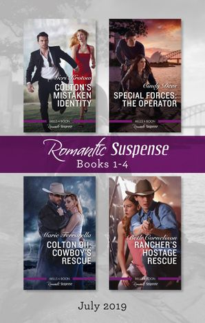 Romantic Suspense Box Set 1-4/Colton's Mistaken Identity/Special Forces