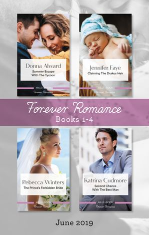 Summer Escape with the Tycoon/Claiming the Drakos Heir/The Prince's Forbidden Bride/Second Chance with the Best Man
