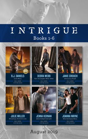 Intrigue Box Set 1-6/Iron Will/The Stranger Next Door/Security Risk/Personal Protection/Adirondack Attack/New Orleans Noir