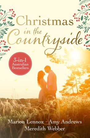 Cover image - Christmas In The Countryside/From Christmas to Forever?/Swept Away by the Seductive Stranger/The Temptation Test