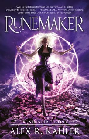 Cover image - Runemaker