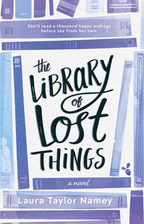 Cover image - The Library of Lost Things