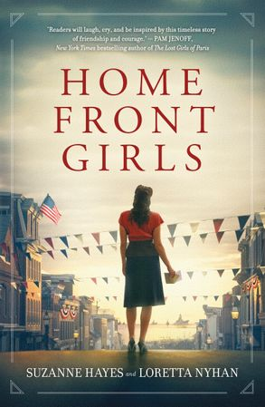 Cover image - Home Front Girls