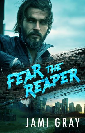 Cover image - Fear the Reaper (Fate's Vultures, #4)