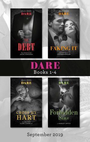 Dare Box Set Sept 2019/The Debt/Cross My Hart/Faking It/Forbidden S
