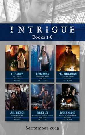 Intrigue Box Set 1-6/Full Force/The Safest Lies/Tangled Threat/Constant Risk/Murdered in Conard County/Wanted by the Marshal