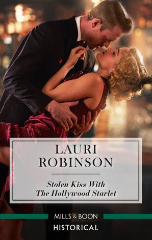 Stolen Kiss with the Hollywood Starlet