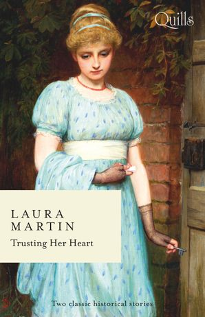 Trusting Her Heart/Secrets Behind Locked Doors/Under a Desert Moon