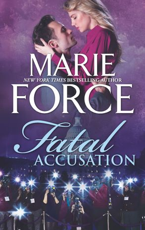 Cover image - Fatal Accusation