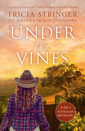 Cover image - Under the Vines/Between The Vines/The Vineyard in the Hills/Bittersweet