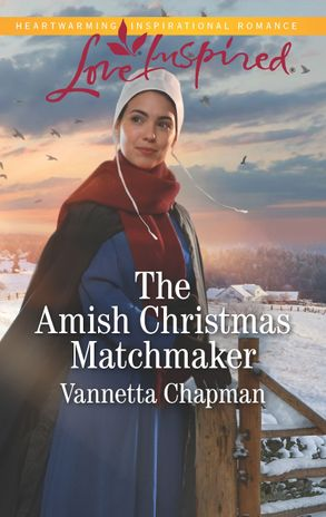 Cover image - The Amish Christmas Matchmaker