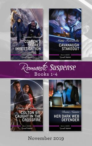 Romantic Suspense Box Set 1-4/Colton's Secret Investigation/Cavanaugh Stakeout/Colton 911