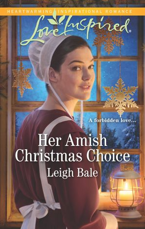 Her Amish Christmas Choice