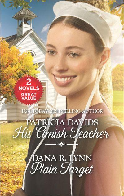 His Amish Teacher/Plain Target