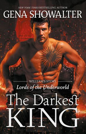 Cover image - The Darkest King