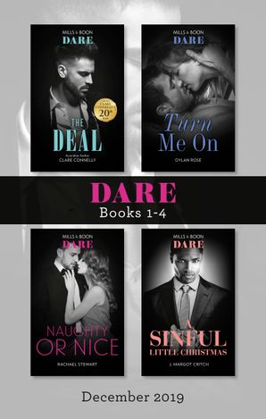 Dare Box Set 1-4/The Deal/Turn Me On/Naughty or Nice/A Sinful Little Christmas