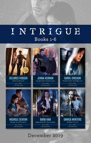 Intrigue Box Set 1-6/Safety Breach/Dangerous Conditions/Undercover Accomplice/Rules in Defiance/Ambushed at Christmas/Hidden Truth