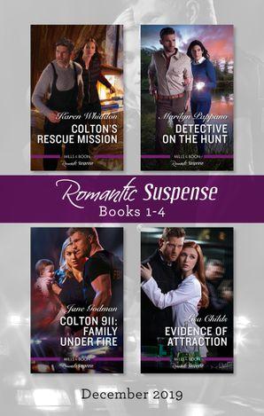 Colton's Rescue Mission/Detective on the Hunt/Colton 911