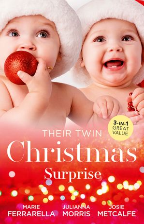 Their Twin Christmas Surprise/Twins on the Doorstep/Christmas with Carlie/Twins for a Christmas Bride