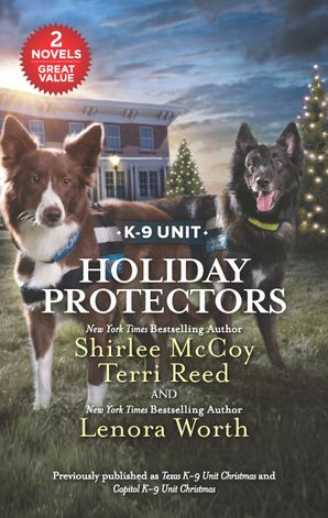 Holiday Protectors/Holiday Hero/Rescuing Christmas/Protecting Virginia/Guarding Abigail