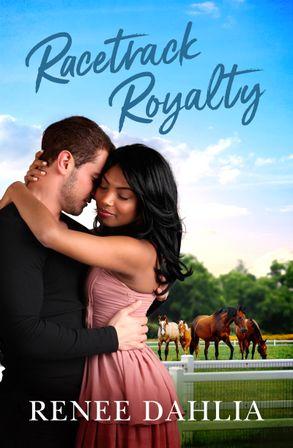Cover image - Racetrack Royalty (Merindah Park, #4)