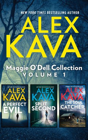 Maggie O'Dell Collection 1/A Perfect Evil/Split Second/The Soul