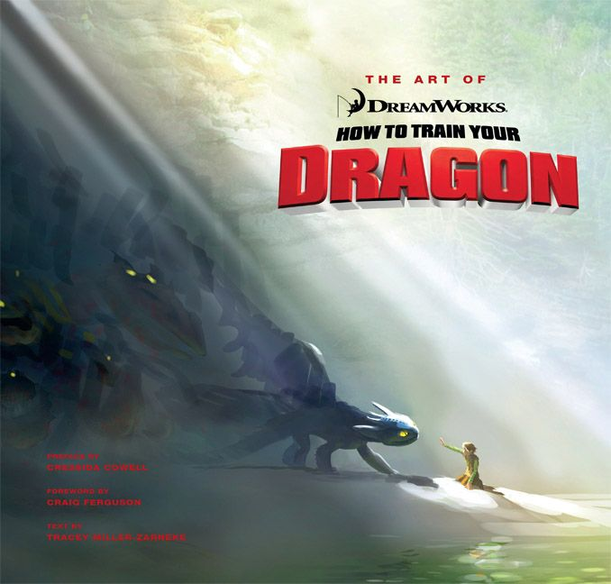 The Art of How to Train Your Dragon :HarperCollins Australia