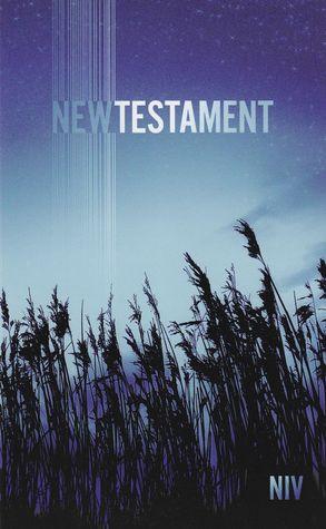Cover image - NIV Outreach New Testament