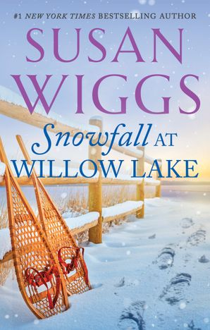 Snowfall At Willow Lake