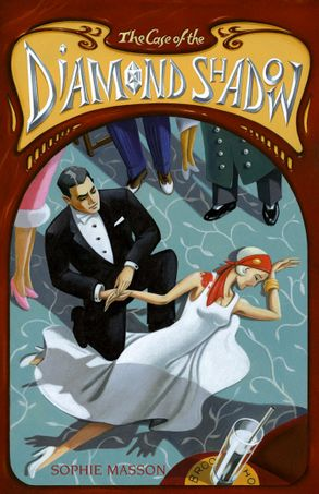 Cover image - The Case of the Diamond Shadow
