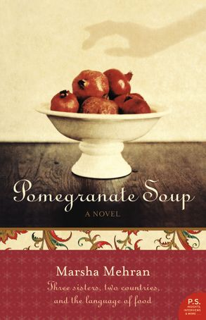 Cover image - Pomegranate Soup