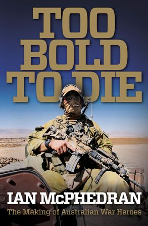 Cover image - Too Bold to Die