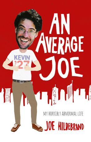 Cover image - An Average Joe