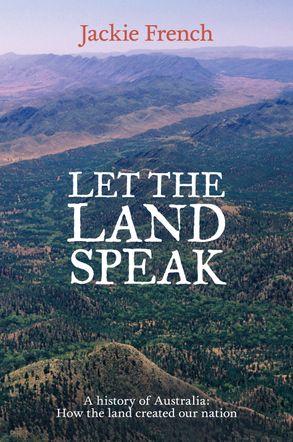 Cover image - Let the Land Speak