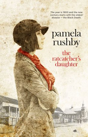 Cover image - The Ratcatcher's Daughter