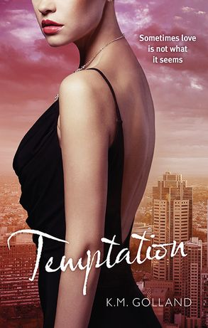 Cover image - TEMPTATION