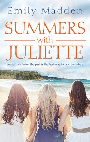 Cover image - SUMMERS WITH JULIETTE