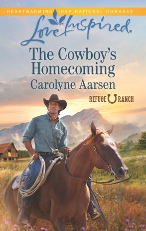 Cover image - The Cowboy's Homecoming