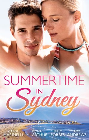 Summertime In Sydney - 4 Book Box Set