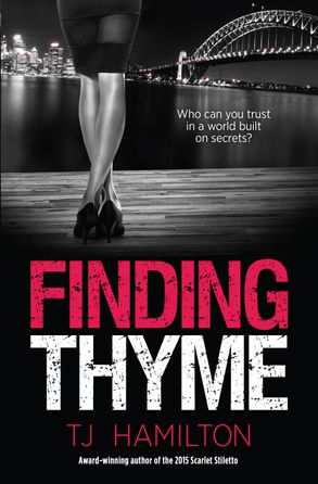 Cover image - Finding Thyme