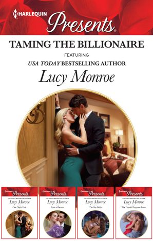 Taming The Billionaire Bundle - 4 Book Box Set