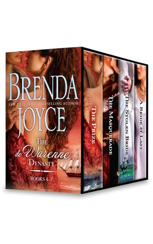 Brenda Joyce The De Warenne Dynasty Series Books 4-7