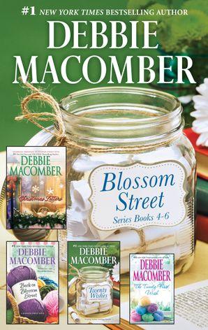 Blossom Street Series Books 4-6