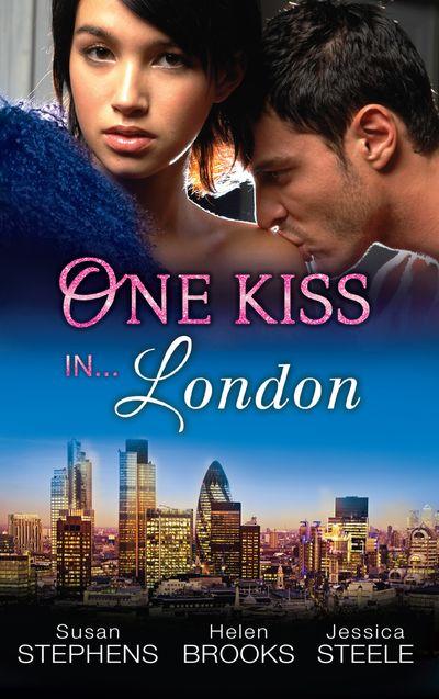 One Kiss In...London - 3 Book Box Set, Volume 1