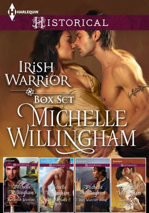 Michelle Willingham Irish Warrior Bundle - 4 Book Box Set