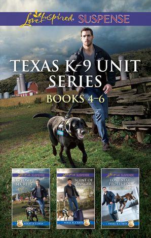 Texas K-9 Unit Volume 2 - 3 Book Box Set