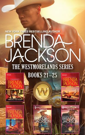 Brenda Jackson The Westmorlands Series Books 21-25 - 5 Book Box Set